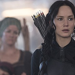 Mockingjay—Part 1 is the most cynical Hunger Games yet