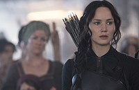 <i>Mockingjay—Part 1</i> is the most cynical <i>Hunger Games</i> yet
