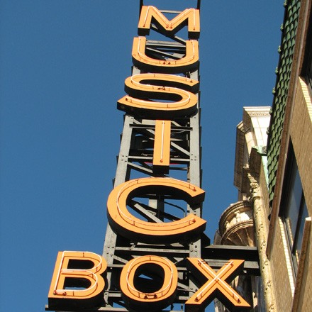 Music Box Theatre - MATT STRATTON