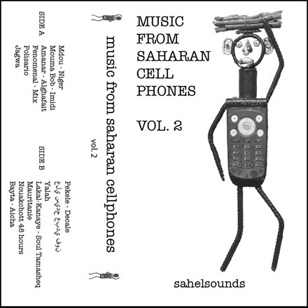 Music From Saharan Cell Phones Vol. 2