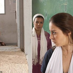 Nahed El Sebai (center) and Menna Shalabi (right) star in After the Battle.