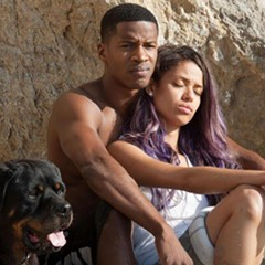 Nate Parker and Gugu Mbatha-Raw in Beyond the Lights