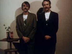 Nelson (right) in The Off Handed Jape (1967)