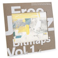 Nick Butcher completes <i>Free Jazz Bitmaps Vol. 1</i>
