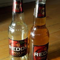 Redd's Apple Ale: So is it swill or what?