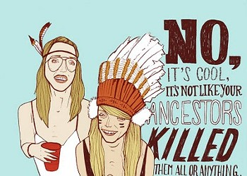 When it comes to cultural appropriation, fashion is always political