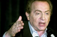 No Joke: Jackie Mason a no-show