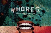 Noise-rock trio Whores gnarl the Cure's 'Jumping Someone Else's Train'