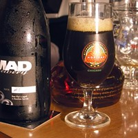 Nomad Brewery Batch #1: Barrel aged, brown, and bodacious