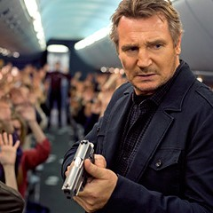 Non-Stop thrills with Liam Neeson