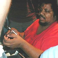 Did you read about information black holes, flairtending, and Wesley Willis?