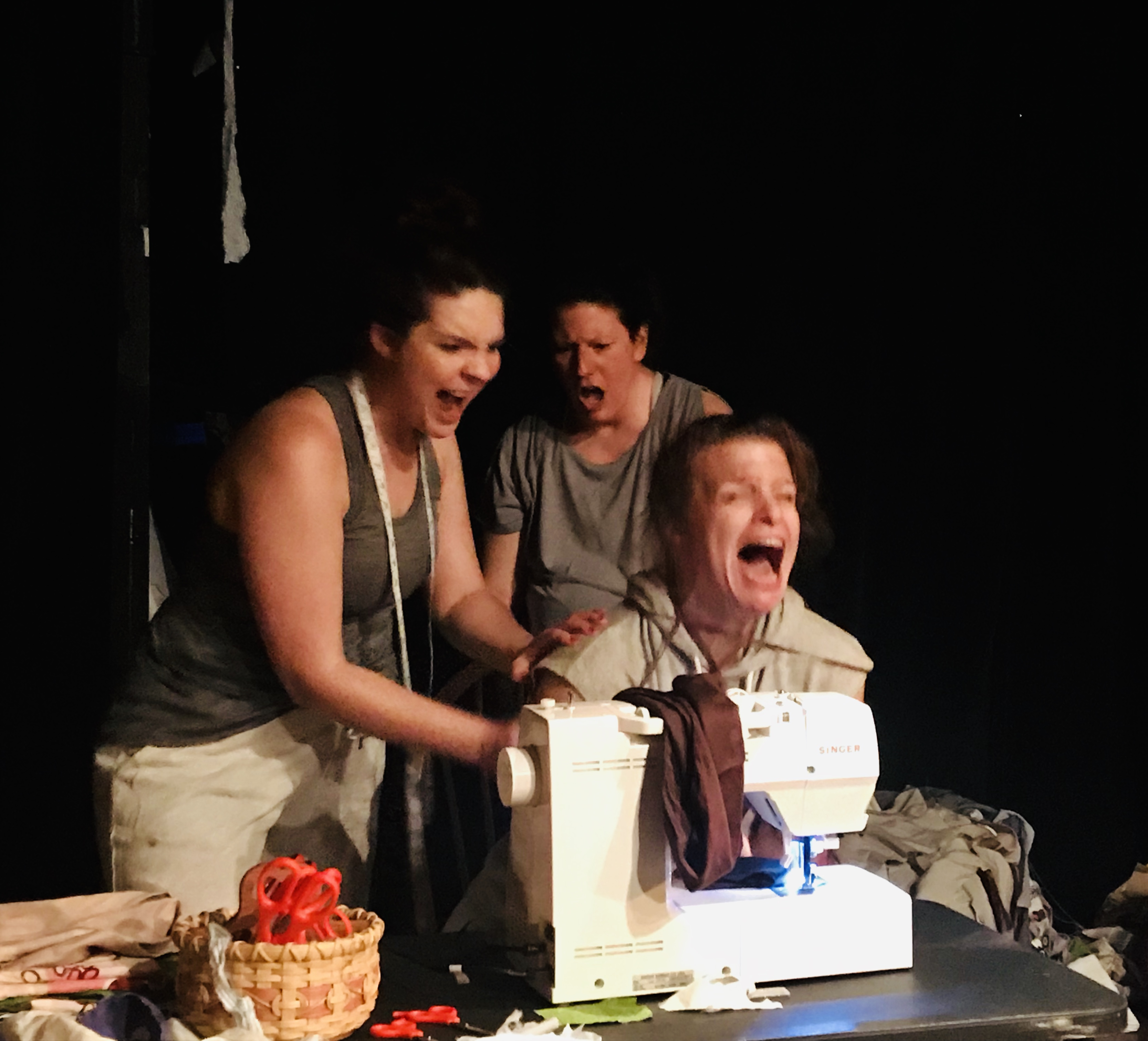 Third Eye Theatre Ensemble's <i>Stitch</i> plays for one more powerful night