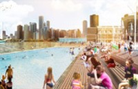 On tap for Navy Pier: a swimming pool in the lake?