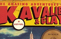 On the amazing effect of Michael Chabon's <i>The Amazing Adventures of Kavalier & Clay</i>