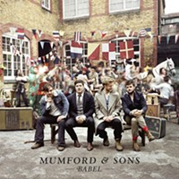 On the charts: Mumford & Sons are our new rock overlords