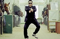 "On the charts: Psy's ""Gangnam Style"""