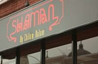 On West Town's Shaman, small plates, and first dates