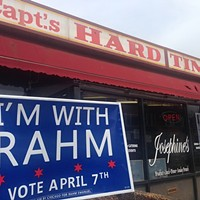 A soul-food-slinging restaurant owner on the south side has Rahm's back