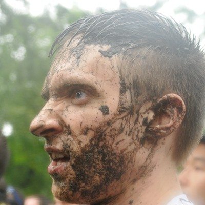 Pitchfork Day Two: mud, sweat, and tears