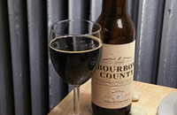 One Sip: Goose Island Bourbon County Vanilla Stout