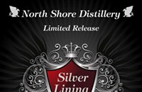 One Sip: North Shore's Silver Lining Liqueur (can you guess what's inside it?)