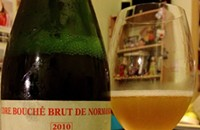 One Sip: put a foot in your mouth with sweet and superfunky Normandy ciders