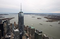 What puts One World Trade Center above Willis Tower?