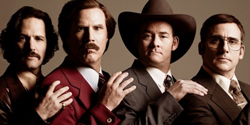 Opening soon: Anchorman 2: The Legend Continues