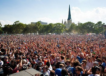 Our guide to the Pitchfork Music Festival