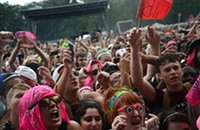 Our photo recap of the Pitchfork Music Festival 2013