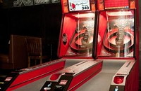 Out of the arcade and into the bar: Skeeball grows up