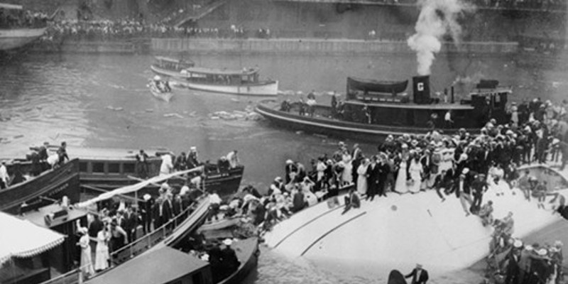 The Eastland disaster: Not just an accident but 'one of the