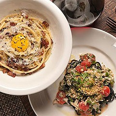 Pastas take the prize at the Florentine