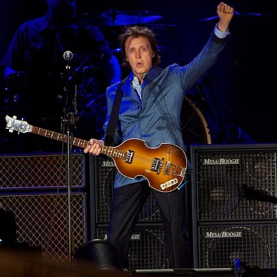 Paul McCartney at Wrigley Field