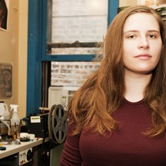 People Issue 2012: Rebecca Hall, the projectionist