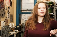 People Issue 2012: <br>Rebecca Hall, the projectionist