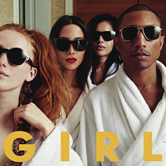Pharrell continues to be unstoppable