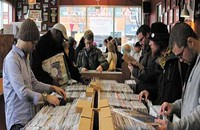 Photo Pit: Record Store Day, April 16
