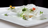 Rice yogurt and white asparagus - CHRISTIAN SEEL