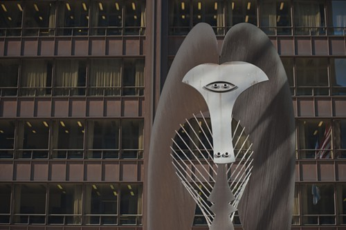 Picasso had an idea for public art in Chicago