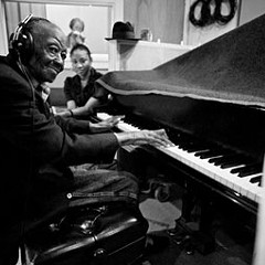 Pinetop Perkins's last session