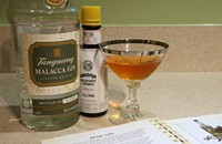 Drink like a sailor: The Pink Gin cocktail