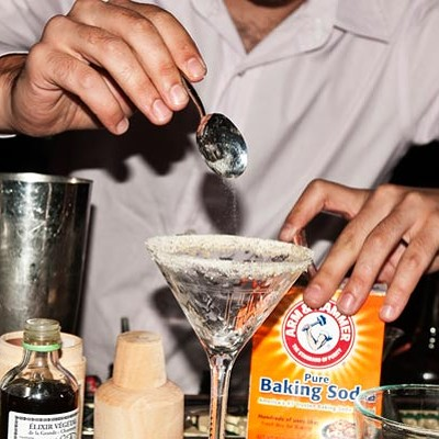Cocktail Challenge: Stephen Cole creates the explosive Boston G