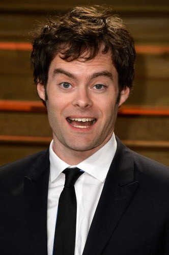 Please start a book club, Bill Hader.