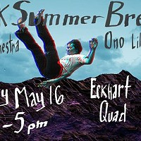 WHPK's Summer Breeze returns this weekend with a huge bill of local weirdos