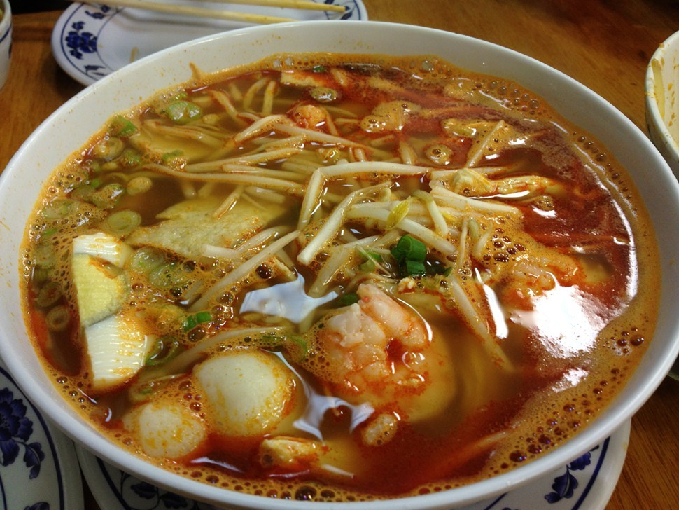 Prawn Mee, Asian Noodle House