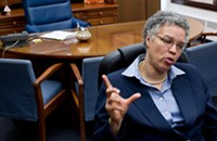 Preckwinkle withdraws her plea on jury parking