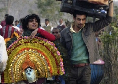 Priyanka Chopra and Ranbin Kapoor star in Barfi!