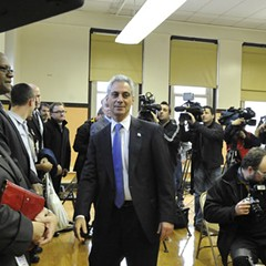 Promise keeper Rahm—who believes the mayor's school-closing promises?
