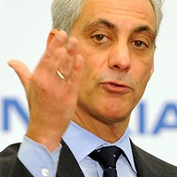 Rahm's addition-by-subtraction approach to jobs
